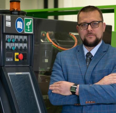 prof UAM dr hab. Robert Przekop